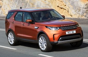 LAND ROVER DISCOVERY фото (образец)